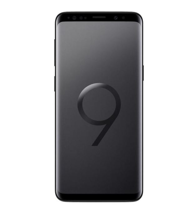 Samsung Galaxy S9+ 256GB - Midnight Black