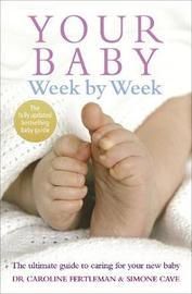 Your Baby Week By Week by Simone Cave image