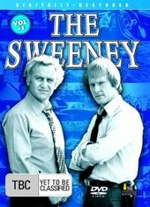 Sweeney, The - Complete Series 1 (4 Slimeline Set) on DVD