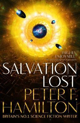 Salvation Lost by Peter F Hamilton image