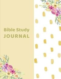 Bible Study Journal by Divine Venture Publishing image