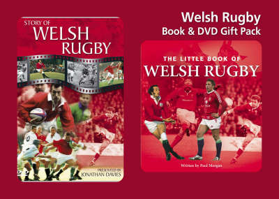 Little Book of Welsh Rugby by Andy Howell image