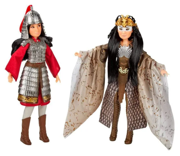 Disney: Mulan & Xianniang - Fashion Doll 2-Pack