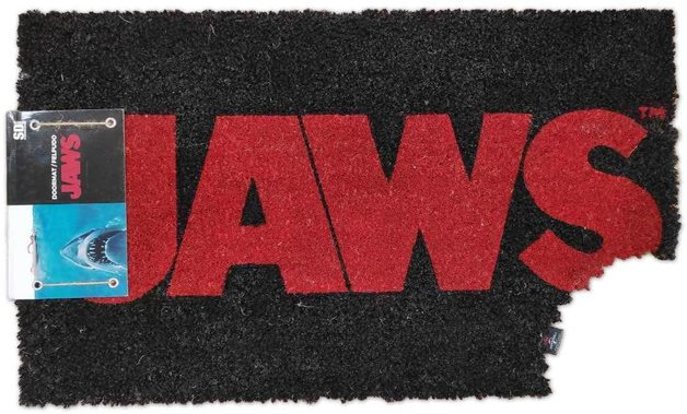 Jaws - Logo Doormat