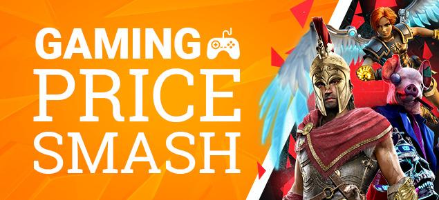 Gaming Price Smash
