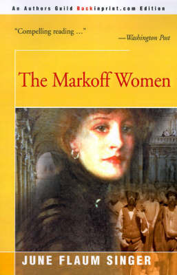 The Markoff Women by June Singer image