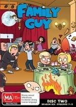 Family Guy - Season 6: Disc 2 - Episodes 7-13  on DVD