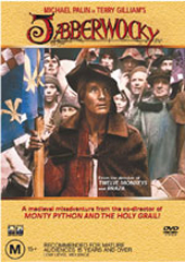Jabberwocky on DVD