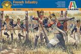 Italeri French Infantry (Napoleonic Wars) 1:72 Model Kit