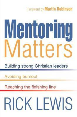 Mentoring Matters by Rick Lewis image