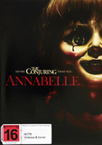 Annabelle on DVD