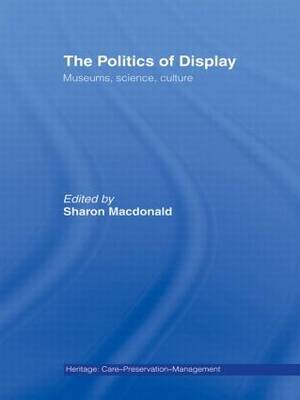 The Politics of Display image