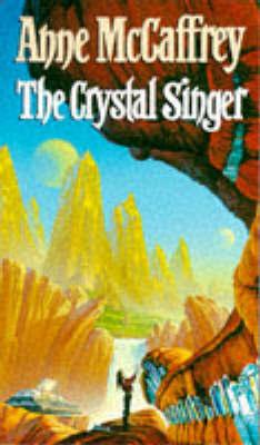 The Crystal Singer by Anne McCaffrey image