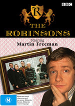 Robinsons, The Series 1 on DVD