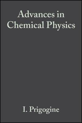 Advances in Chemical Physics: v. 86 by Ilya Prigogine