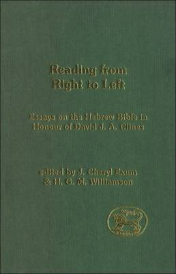 Reading from Right to Left