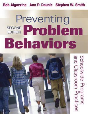 Preventing Problem Behaviors by Bob Algozzine image
