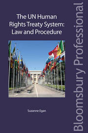 Un Human Rights Treaty System by Suzanne Egan image