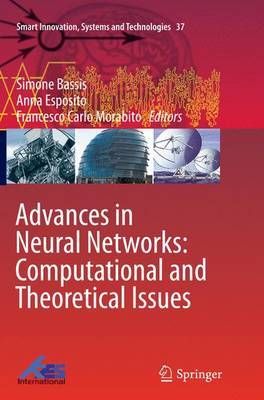 Advances in Neural Networks: Computational and Theoretical Issues image