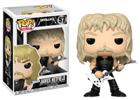 Metallica - James Hetfield Pop! Vinyl Figure