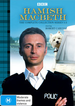Hamish Macbeth - The Complete Collection: Series 1-3 (6 Disc Box Set) on DVD