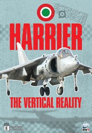Strike Force Harrier: The Vertical Beauty on DVD