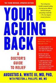 Your Aching Back by Augustus A White image