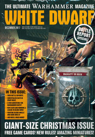 White Dwarf: December 2017