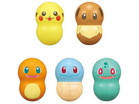 Pokemon: COO'NUTS (Red Ver.) - Mini-Figure (Blind Box)
