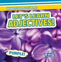 Let's Learn Adjectives! by Kate Mikoley image