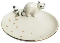 Raccoon Trinket Dish (12cm)