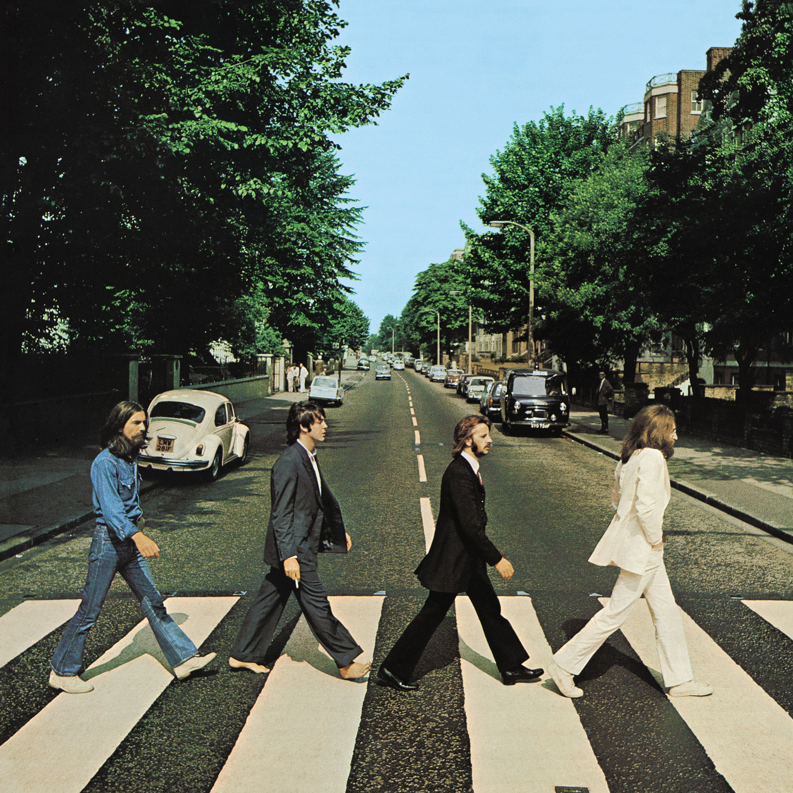 Abbey Road - 50th Anniversary by The Beatles image