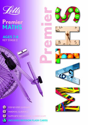 Premier Maths 7-8 by Paul Broadbent image