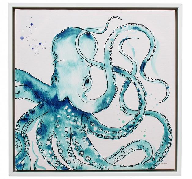 LaVida: Canvas - Deep Sea Octopus
