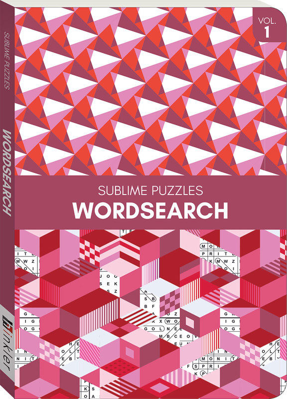 Sublime Puzzles: Word Search - Volume 1