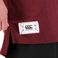 Canterbury: Mens Vapodri Pitch Cut Off Tank - Chocolate Truffle Marle (M)