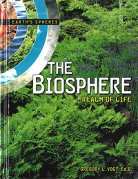 The Biosphere by Gregory L Vogt image