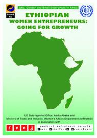 Ethiopian Women Entrepreneurs by International Labour Office