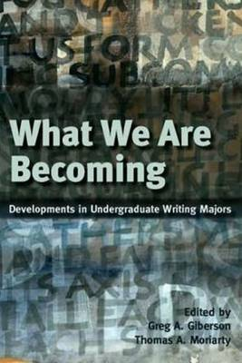 What We Are Becoming by Gregory A Giberson image
