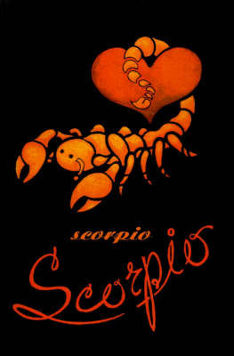 """Scorpio: Poetry of Romantic Expressions for Women by """"Scorpio"""""""