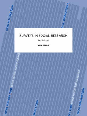 Surveys in Social Research