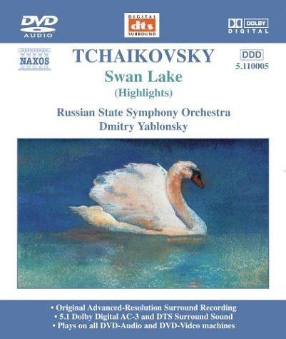Tchaikovsky: Swan Lake (Highlights) on