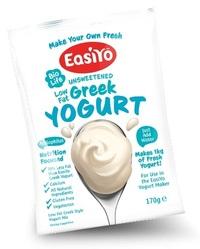 EasiYo Nutrition Range Low Fat Greek Style