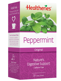 Healtheries Peppermint Tea (Pack of 20)