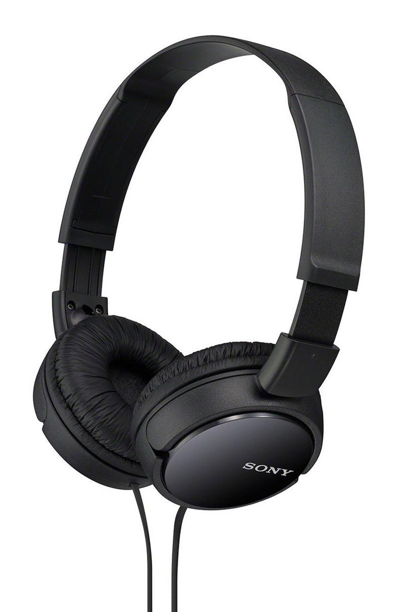 Sony: ZX110 Overhead Headphones (Black) image