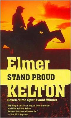 Stand Proud by Elmer Kelton image