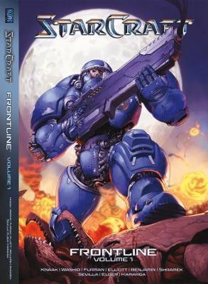 StarCraft: Frontline Volume 1 by Josh Elder image