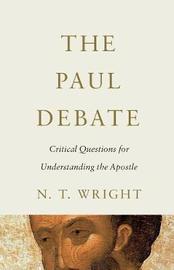 The Paul Debate by N.T. Wright image