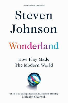 Wonderland by Steven Johnson image