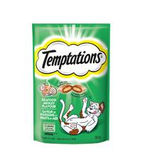 Temptations Cat Treats - Seafood Medley (85g)